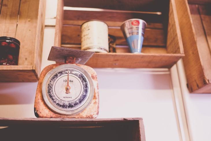 食生活改善で5日間でマイナス1キロ