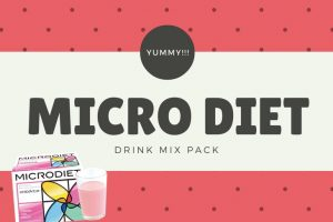 マイクロダイエットを試してみた!