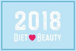 【ダイエット&美容】2018年挑戦したいこと