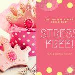 ダイエットのストレス解消法