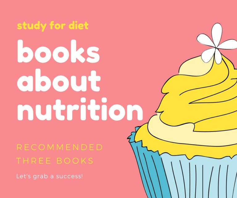 栄養素に関する本でダイエットに効く食材や食べ合わせを勉強中