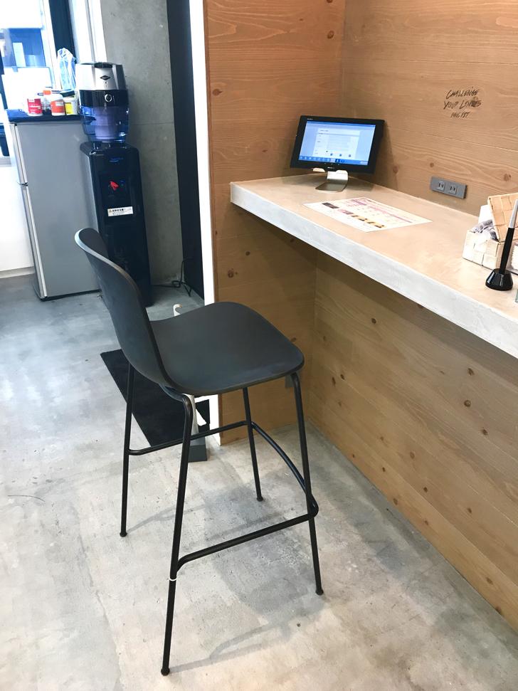 FiNC六本木店カウンセリング