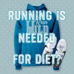 ダイエットに有酸素運動は必要?実際に3日間ランニングして感じたこと
