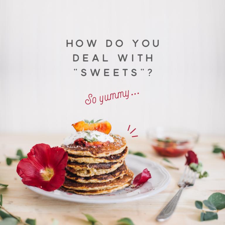 「ダイエット中なのに甘いものが食べたい…」を解決する考え方