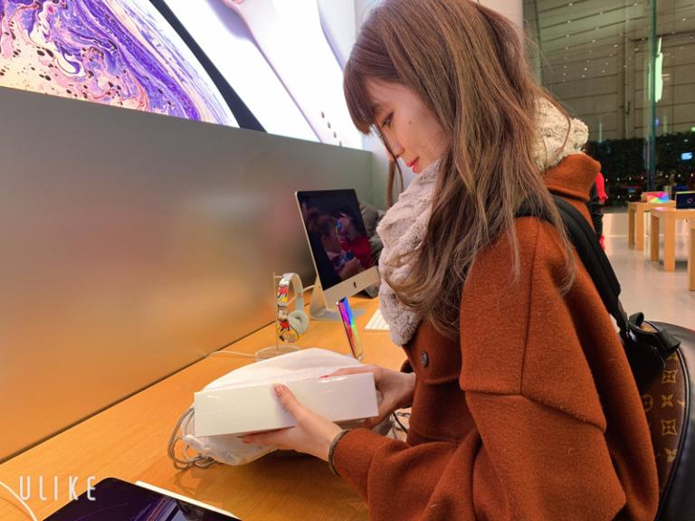 MacBook Pro13インチ受け取り